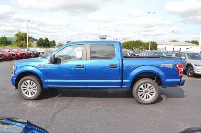 2018 F-150 Crew Cab 4x4 Pickup #18F15 - photo 4