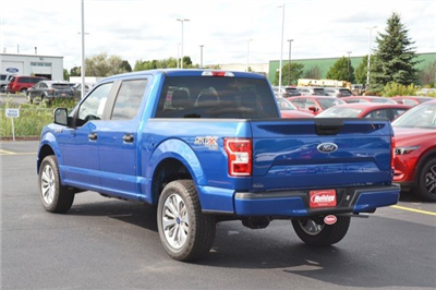 2018 F-150 Crew Cab 4x4 Pickup #18F15 - photo 2