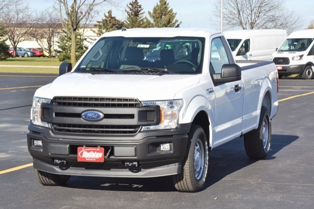2018 F-150 Regular Cab 4x4 Pickup #18F168 - photo 3