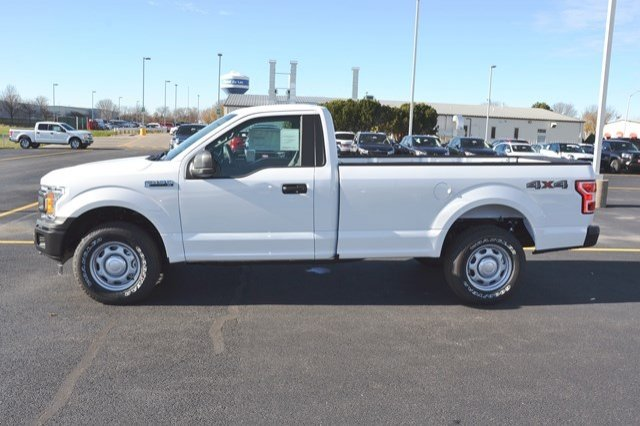 2018 F-150 Regular Cab 4x4 Pickup #18F168 - photo 4