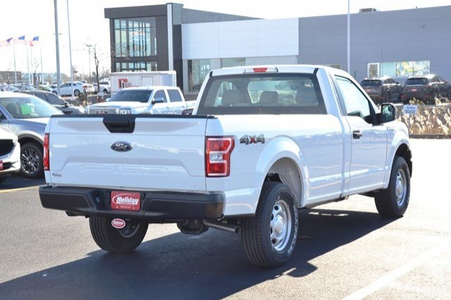 2018 F-150 Regular Cab 4x4 Pickup #18F168 - photo 6