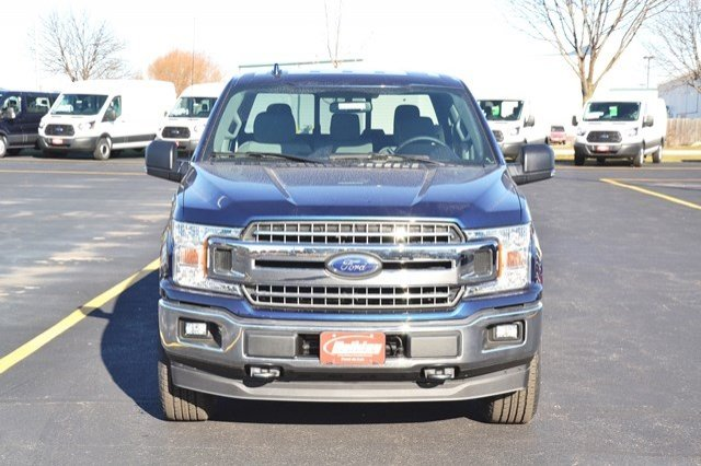 2018 F-150 Crew Cab 4x4 Pickup #18F195 - photo 9