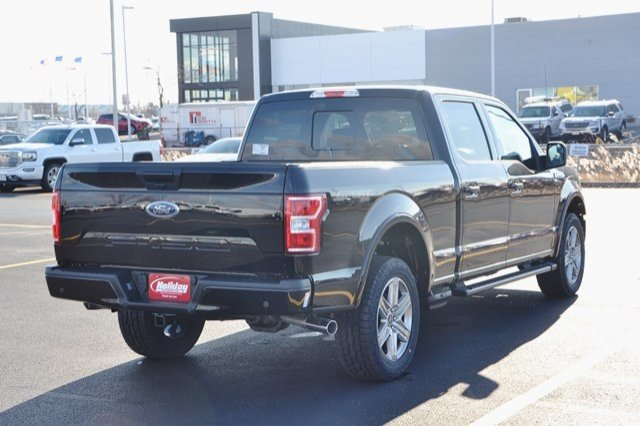 2018 F-150 Crew Cab 4x4, Pickup #18F201 - photo 5