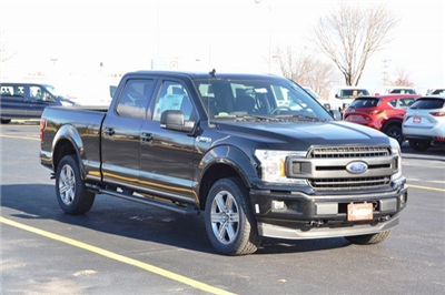 2018 F-150 Crew Cab 4x4, Pickup #18F201 - photo 7