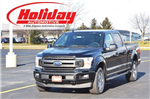 2018 F-150 Crew Cab 4x4, Pickup #18F201 - photo 1