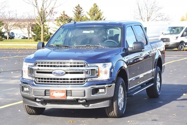 2018 F-150 Crew Cab 4x4, Pickup #18F205 - photo 3