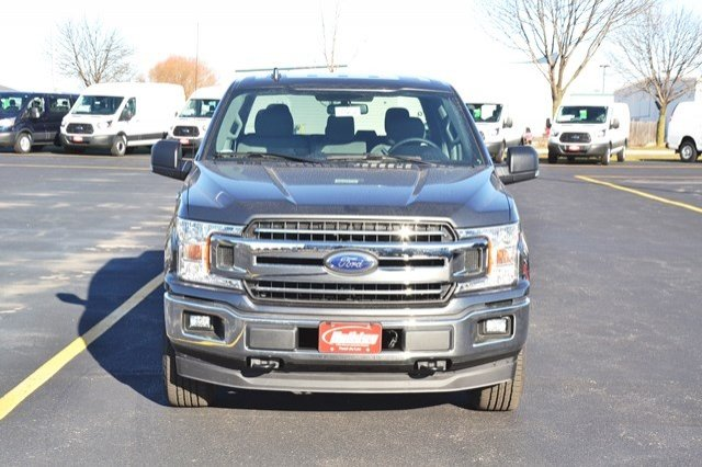 2018 F-150 Crew Cab 4x4 Pickup #18F212 - photo 9