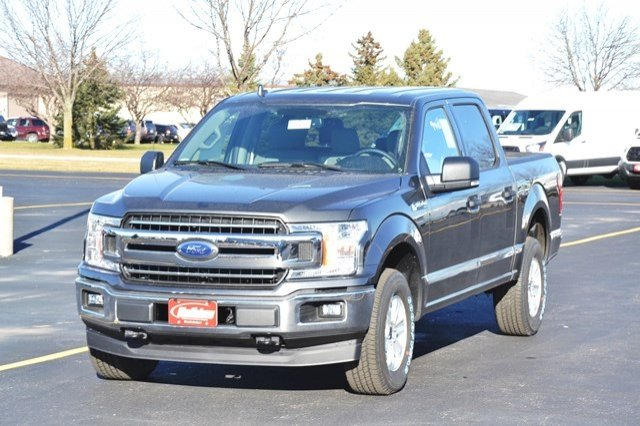 2018 F-150 Crew Cab 4x4 Pickup #18F212 - photo 3