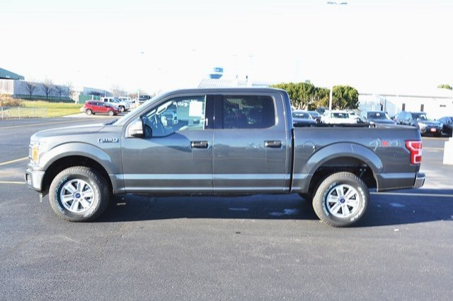 2018 F-150 Crew Cab 4x4 Pickup #18F212 - photo 4