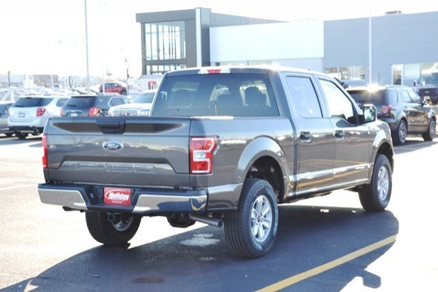2018 F-150 Crew Cab 4x4 Pickup #18F212 - photo 6