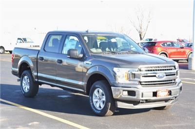 2018 F-150 Crew Cab 4x4 Pickup #18F212 - photo 8