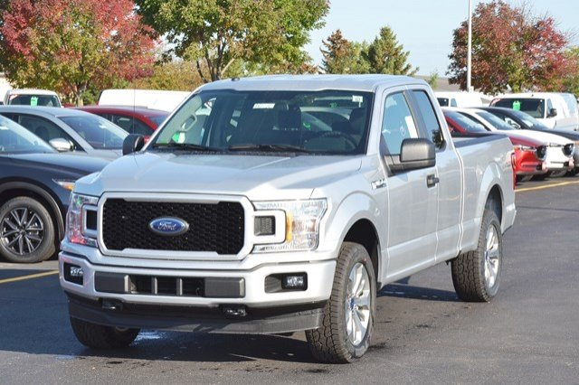 2018 F-150 Super Cab 4x4 Pickup #18F26 - photo 3