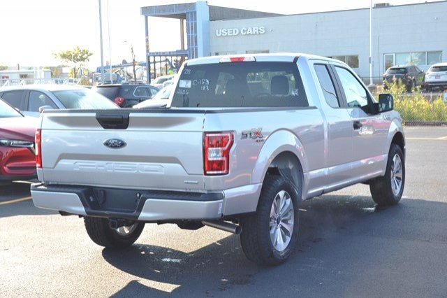 2018 F-150 Super Cab 4x4 Pickup #18F26 - photo 6