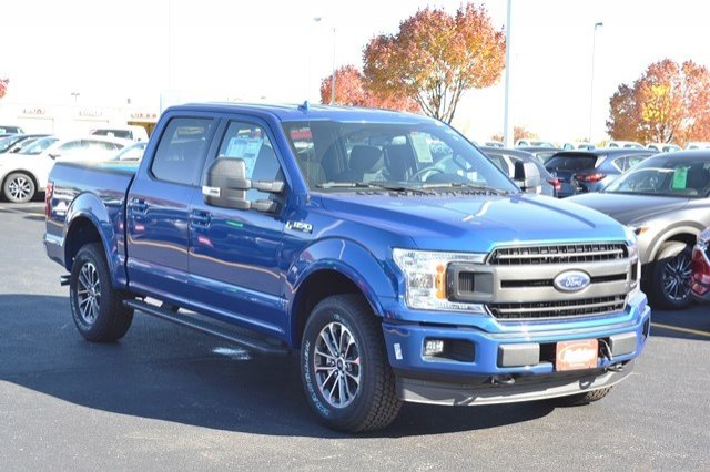2018 F-150 Crew Cab 4x4, Pickup #18F27 - photo 8