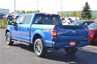 2018 F-150 Crew Cab 4x4, Pickup #18F27 - photo 2