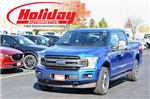 2018 F-150 Crew Cab 4x4, Pickup #18F27 - photo 1