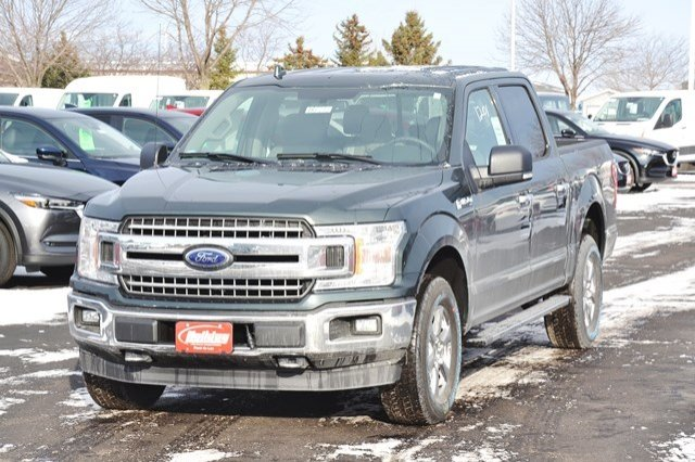 2018 F-150 Crew Cab 4x4, Pickup #18F291 - photo 3