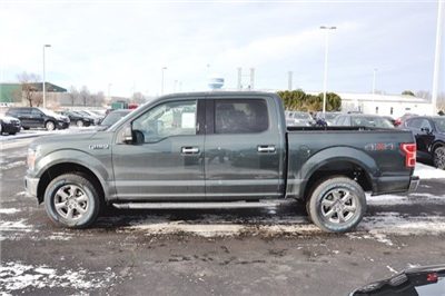 2018 F-150 Crew Cab 4x4, Pickup #18F291 - photo 4