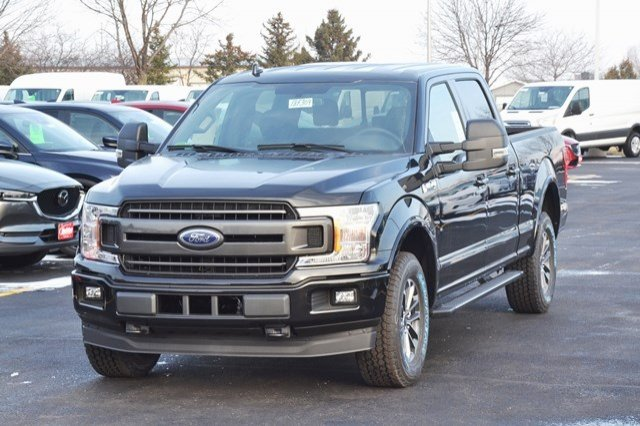 2018 F-150 Crew Cab 4x4, Pickup #18F309 - photo 3