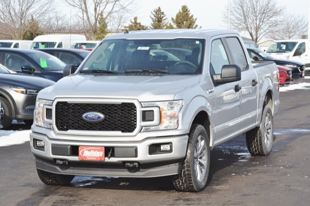 2018 F-150 Crew Cab 4x4, Pickup #18F310 - photo 3