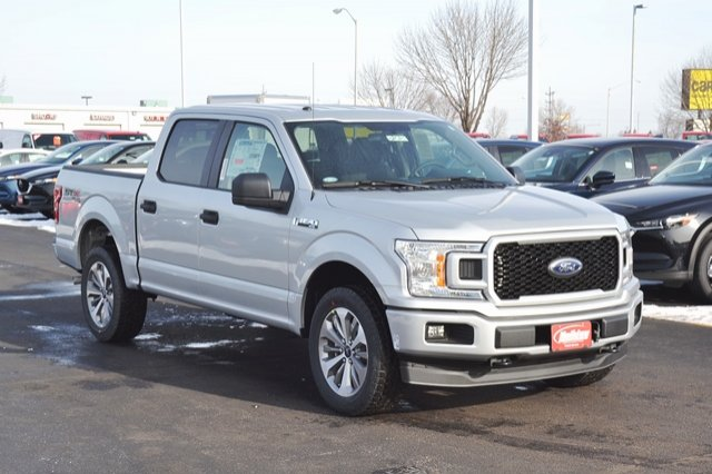 2018 F-150 Crew Cab 4x4, Pickup #18F310 - photo 8