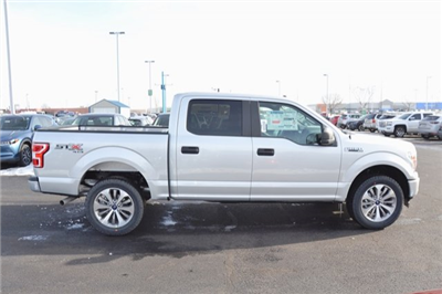 2018 F-150 Crew Cab 4x4, Pickup #18F310 - photo 7
