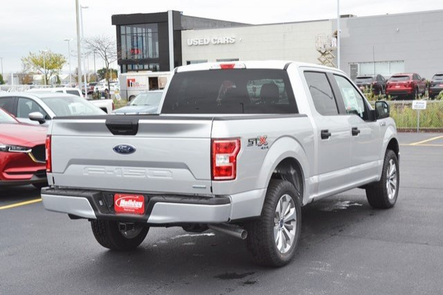 2018 F-150 Crew Cab 4x4 Pickup #18F36 - photo 6