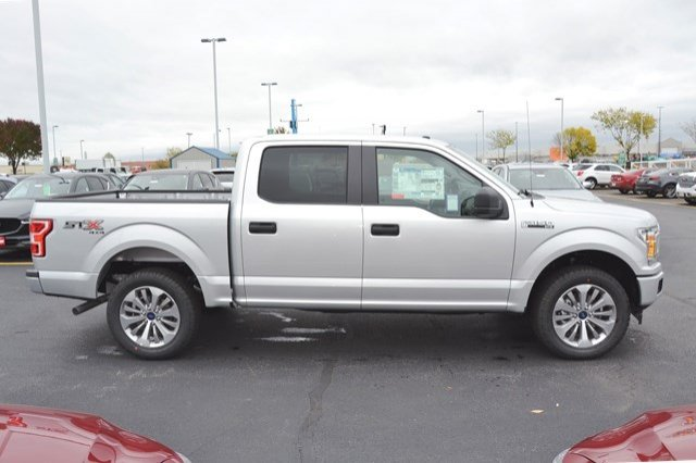 2018 F-150 Crew Cab 4x4 Pickup #18F36 - photo 7