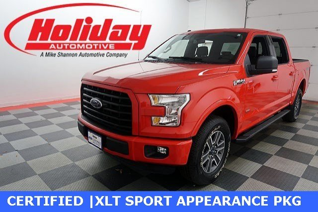 2016 F-150 SuperCrew Cab 4x4,  Pickup #18F379A - photo 1
