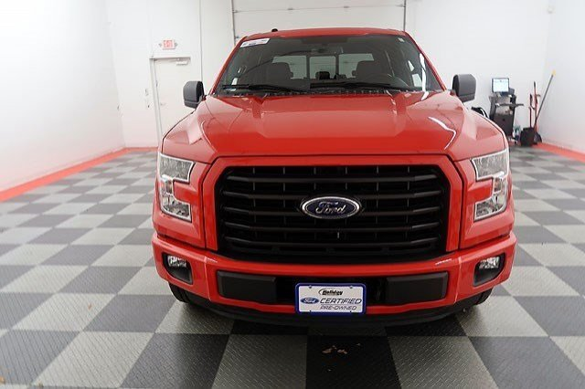 2016 F-150 SuperCrew Cab 4x4,  Pickup #18F379A - photo 15