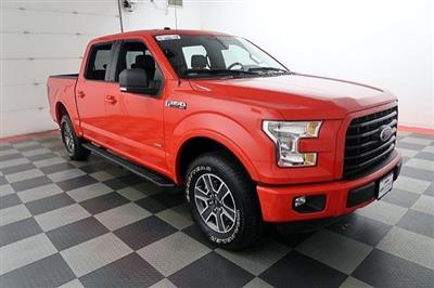 2016 F-150 SuperCrew Cab 4x4,  Pickup #18F379A - photo 16