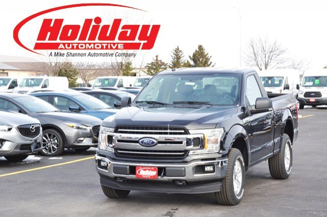 2018 F-150 Regular Cab 4x4, Pickup #18F404 - photo 1