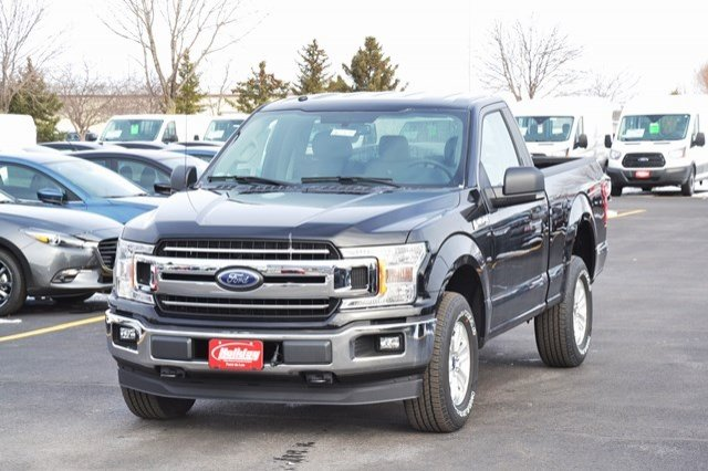 2018 F-150 Regular Cab 4x4, Pickup #18F404 - photo 3