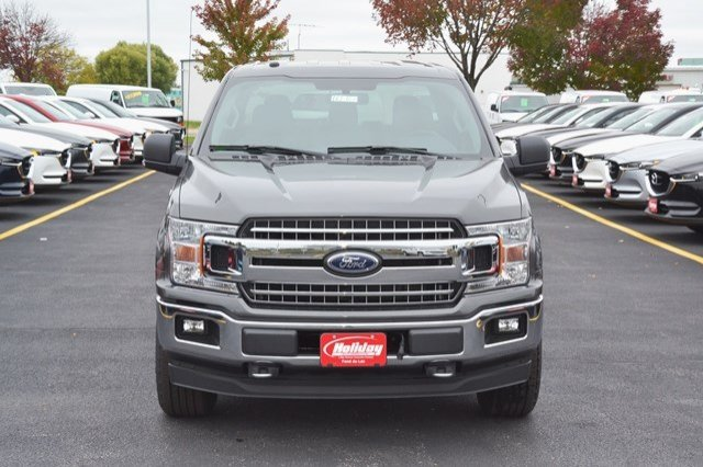 2018 F-150 Super Cab 4x4, Pickup #18F42 - photo 9