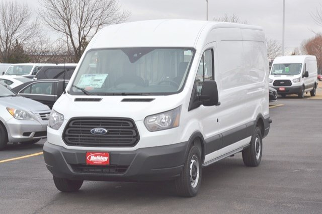 2018 Transit 250 Medium Roof, Cargo Van #18F503 - photo 3