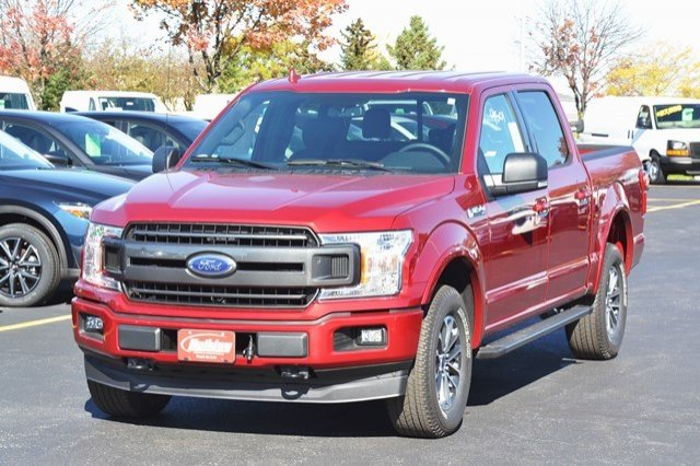 2018 F-150 Crew Cab 4x4 Pickup #18F60 - photo 3