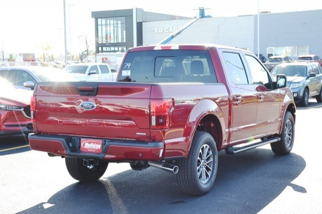 2018 F-150 Crew Cab 4x4 Pickup #18F60 - photo 6