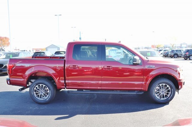2018 F-150 Crew Cab 4x4 Pickup #18F60 - photo 7