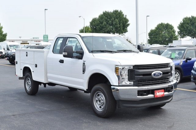 2018 F-250 Super Cab 4x4,  Knapheide Service Body #18F755 - photo 8