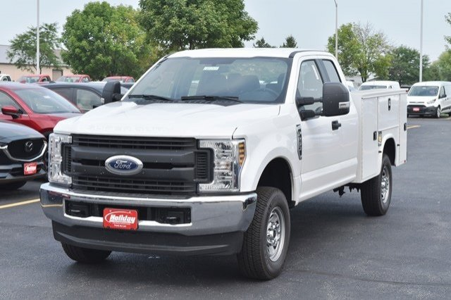 2018 F-250 Super Cab 4x4,  Knapheide Service Body #18F755 - photo 9