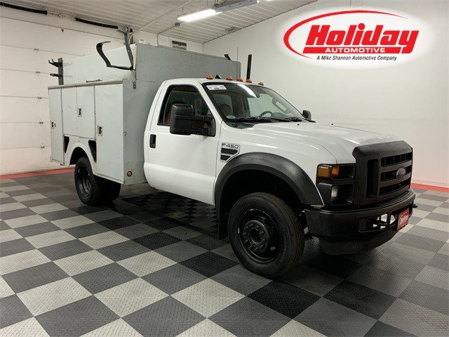 2008 F-450 Regular Cab DRW 4x2,  Service Utility Van #19C497A - photo 1