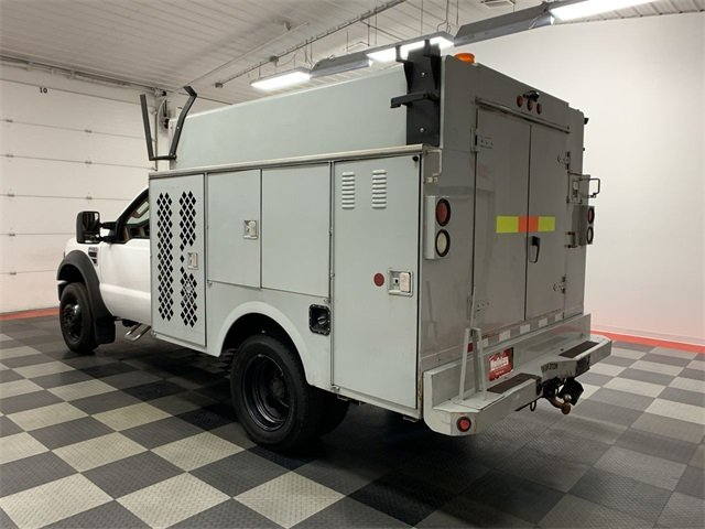 2008 F-450 Regular Cab DRW 4x2,  Service Utility Van #19C497A - photo 8