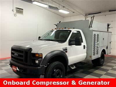 2008 F-450 Regular Cab DRW 4x2,  Service Utility Van #19C497A - photo 4