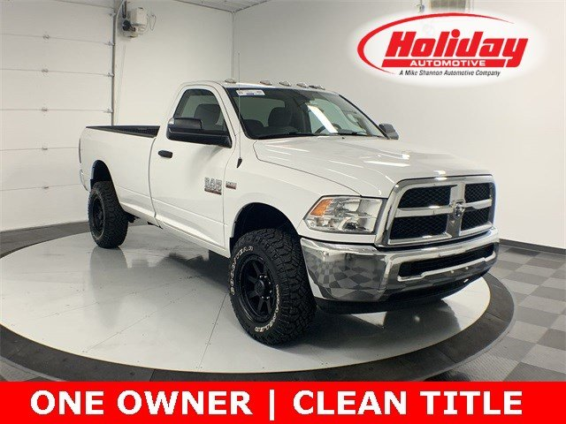 2015 Ram 2500 Regular Cab 4x4, Pickup #19C623A - photo 1