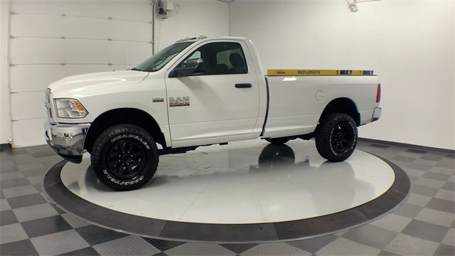 2015 Ram 2500 Regular Cab 4x4, Pickup #19C623A - photo 4