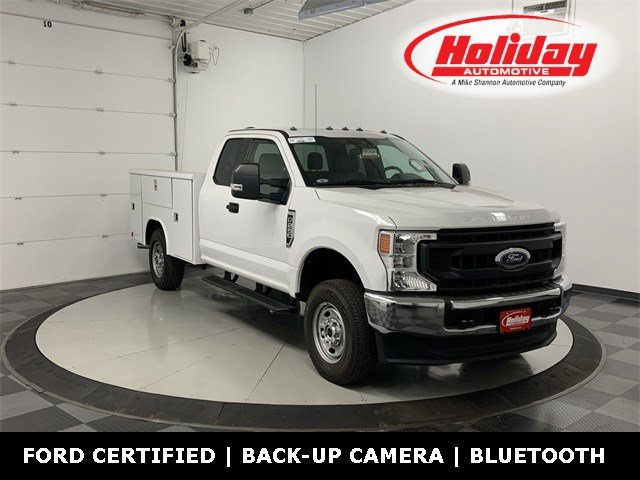 2020 Ford F-250 Super Cab 4x4, Service Body #19F1006A - photo 1
