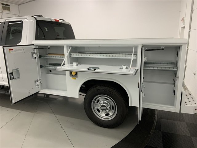2020 Ford F-250 Super Cab 4x4, Service Body #19F1006A - photo 4