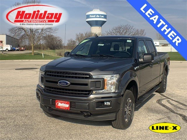 2019 F-150 SuperCrew Cab 4x4,  Pickup #19F101 - photo 1