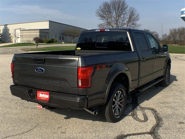 2019 F-150 SuperCrew Cab 4x4,  Pickup #19F101 - photo 10