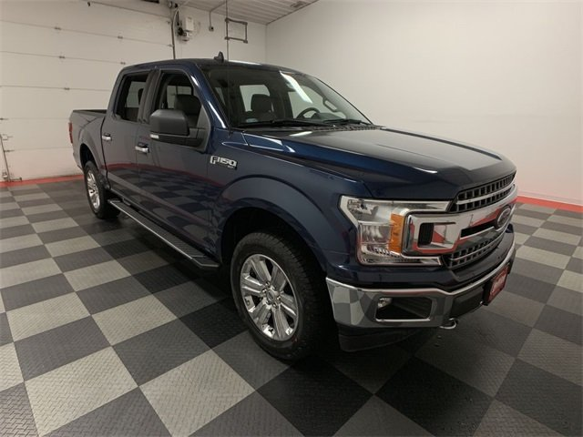 2019 F-150 SuperCrew Cab 4x4,  Pickup #19F102 - photo 11